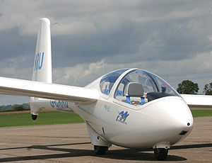 PW6 glider